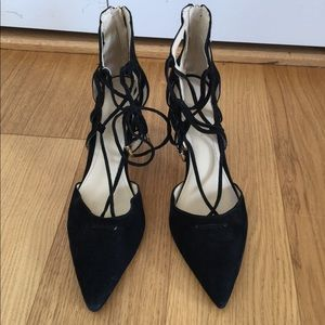 Marc Fisher Women black shoes size 8